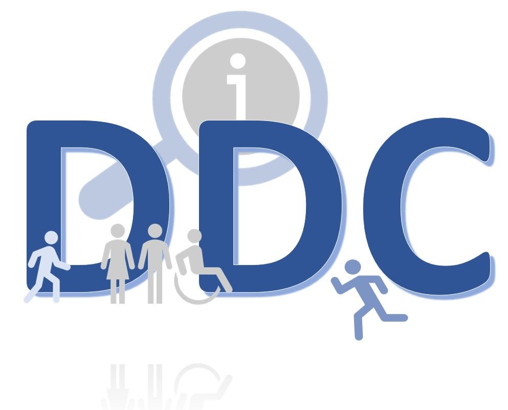 Piktogram DDC Informacja
