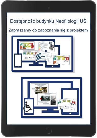 Strona główna Dostępność Budynku Neofilologii UŚ
