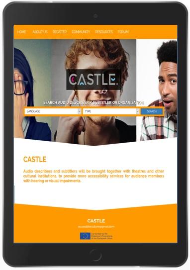 Strona projektu CASTLE